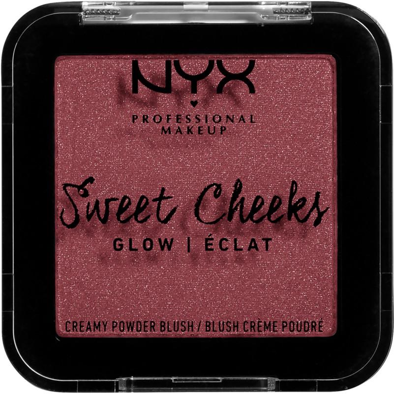Sweet Cheeks Creamy Powder Blush (Glow) - Bang Bang