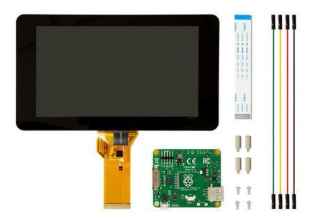 Raspberry Pi Touchscreen, LCD Touch Screen 7in Module for (40)