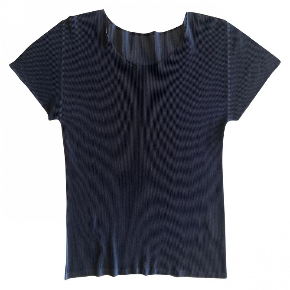 Pleats Please \N Black  top for Women M International