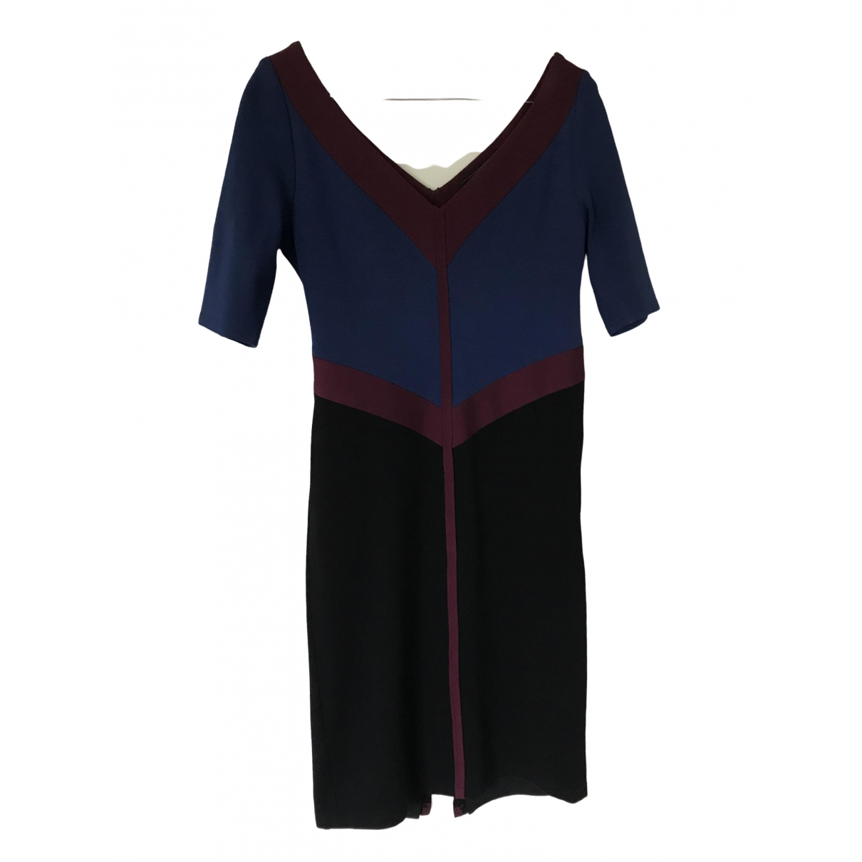 Bcbg Max Azria \N Blue dress for Women 34 FR
