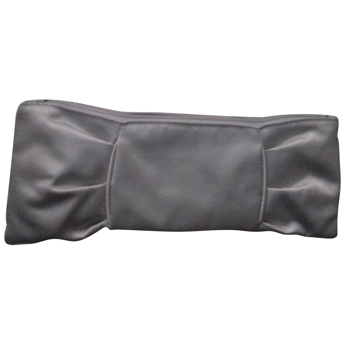 Brontibay \N Silver Clutch bag for Women \N