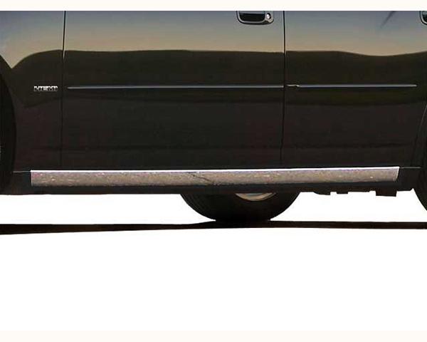 Quality Automotive Accessories 4-Piece Rocker Panel Accent Trim Kit Dodge Charger 2008