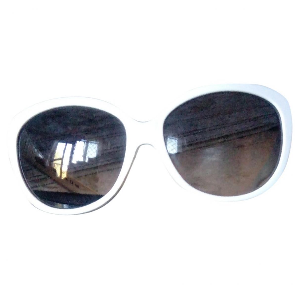 Fendi \N Sonnenbrillen Weiss