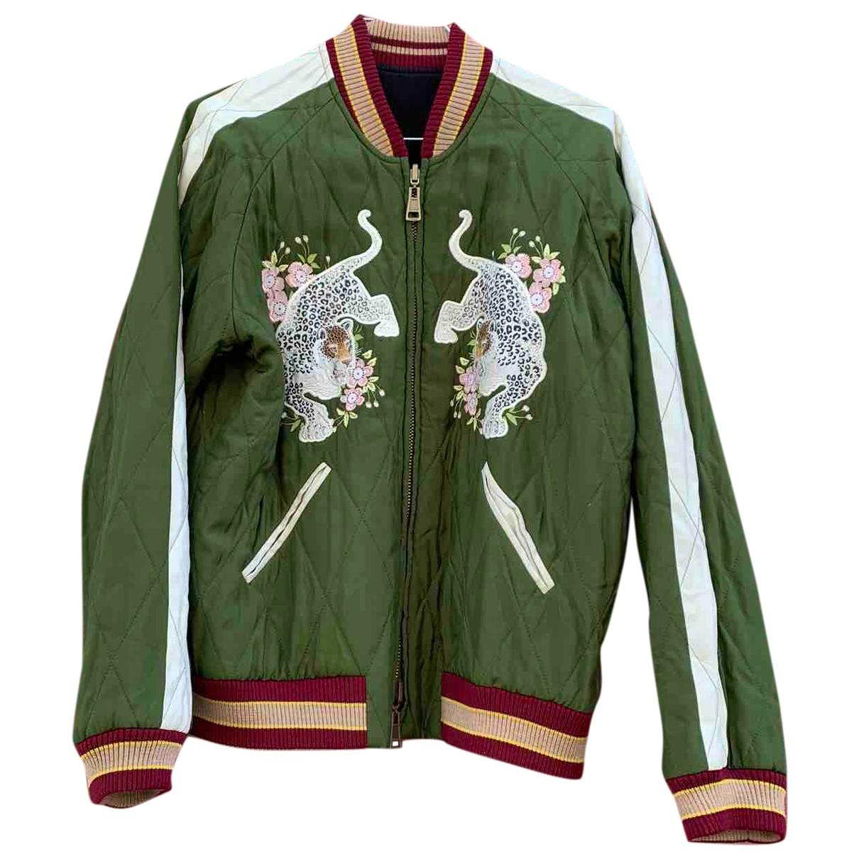 Chloé N Green jacket for Women 36 FR