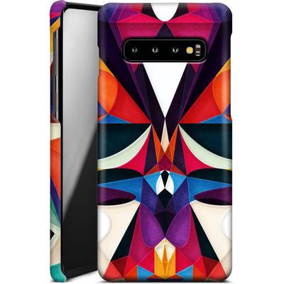 Samsung Galaxy S10 Smartphone Huelle - Emotion in Motion von Georgiana Teseleanu