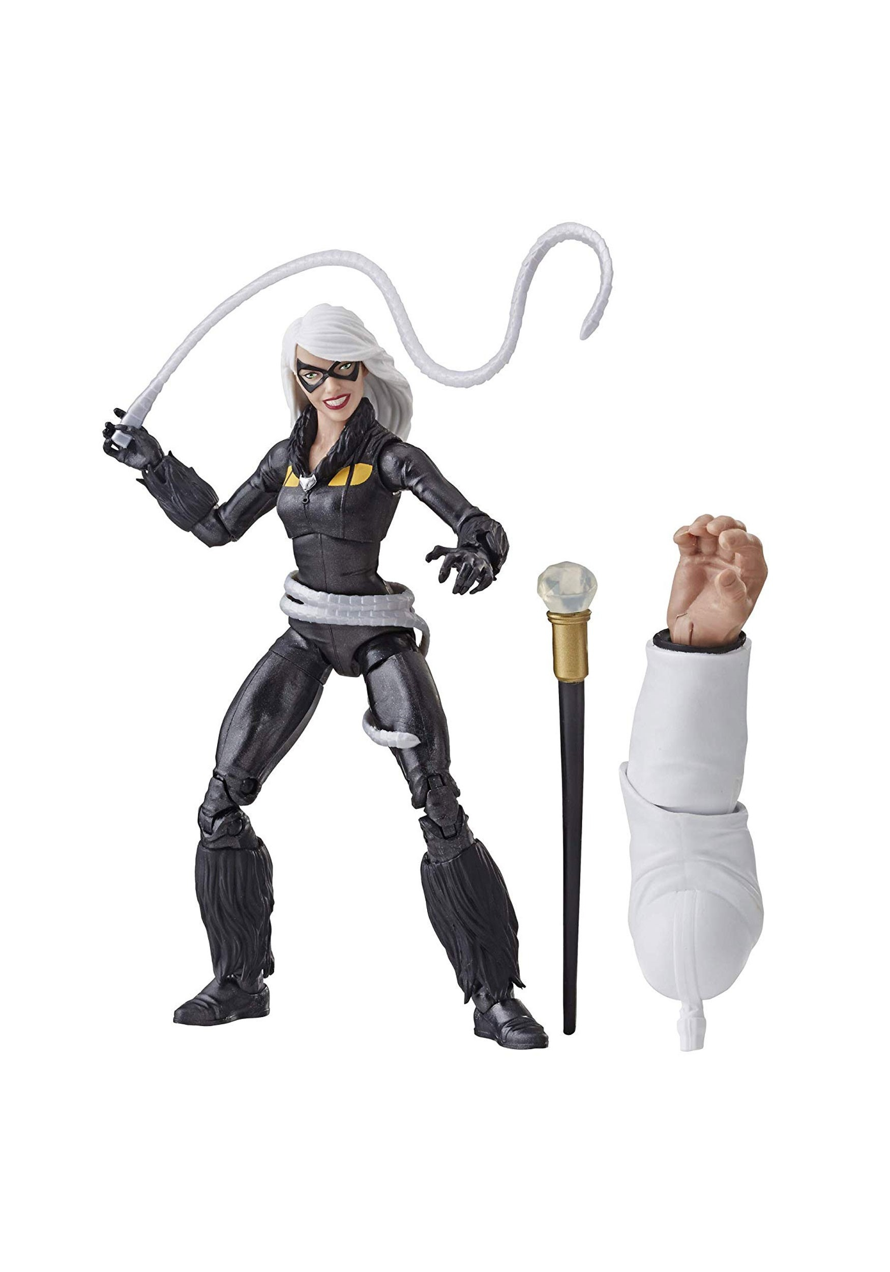 Black Cat Marvel Legends Action Figure