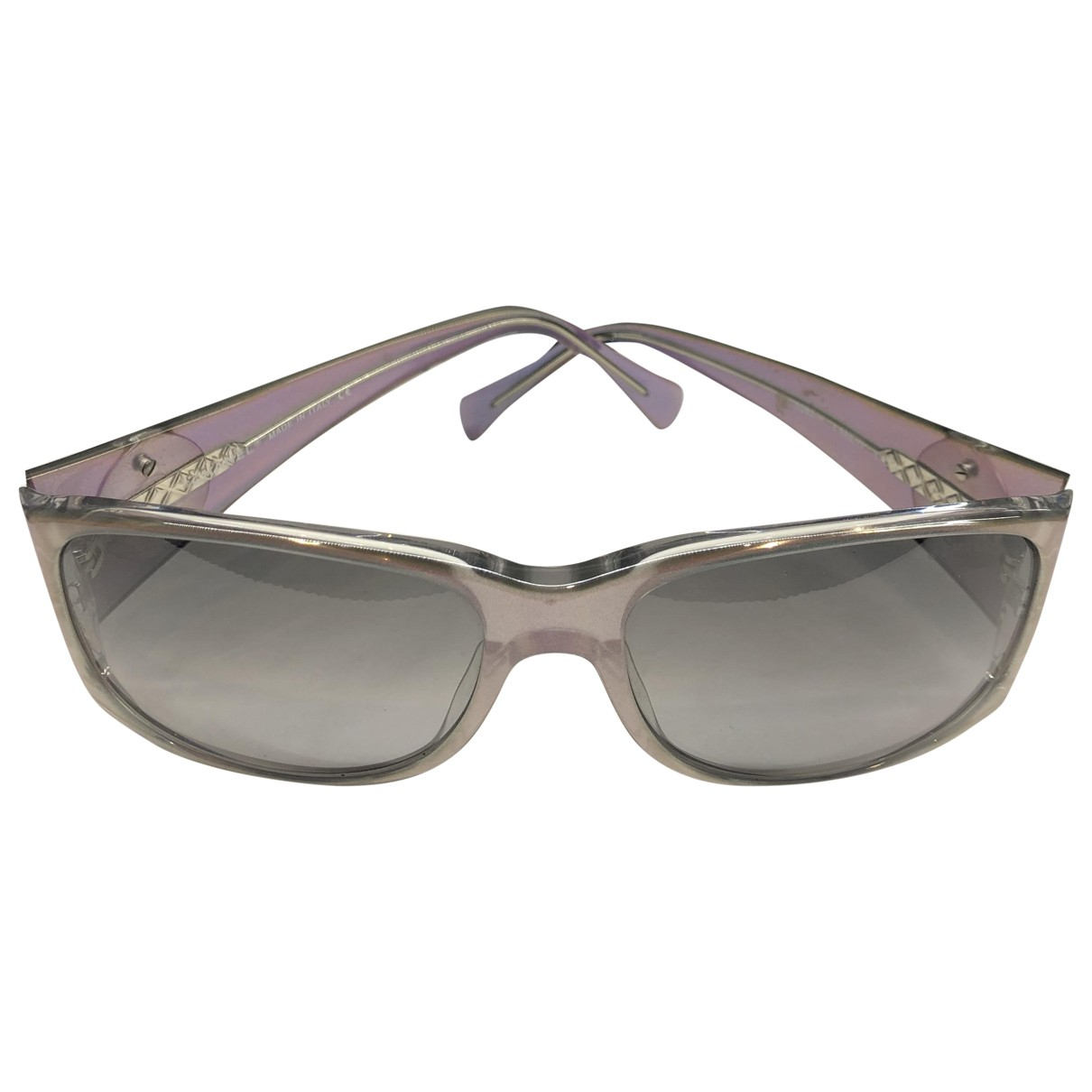Chanel \N Silver Sunglasses for Women \N