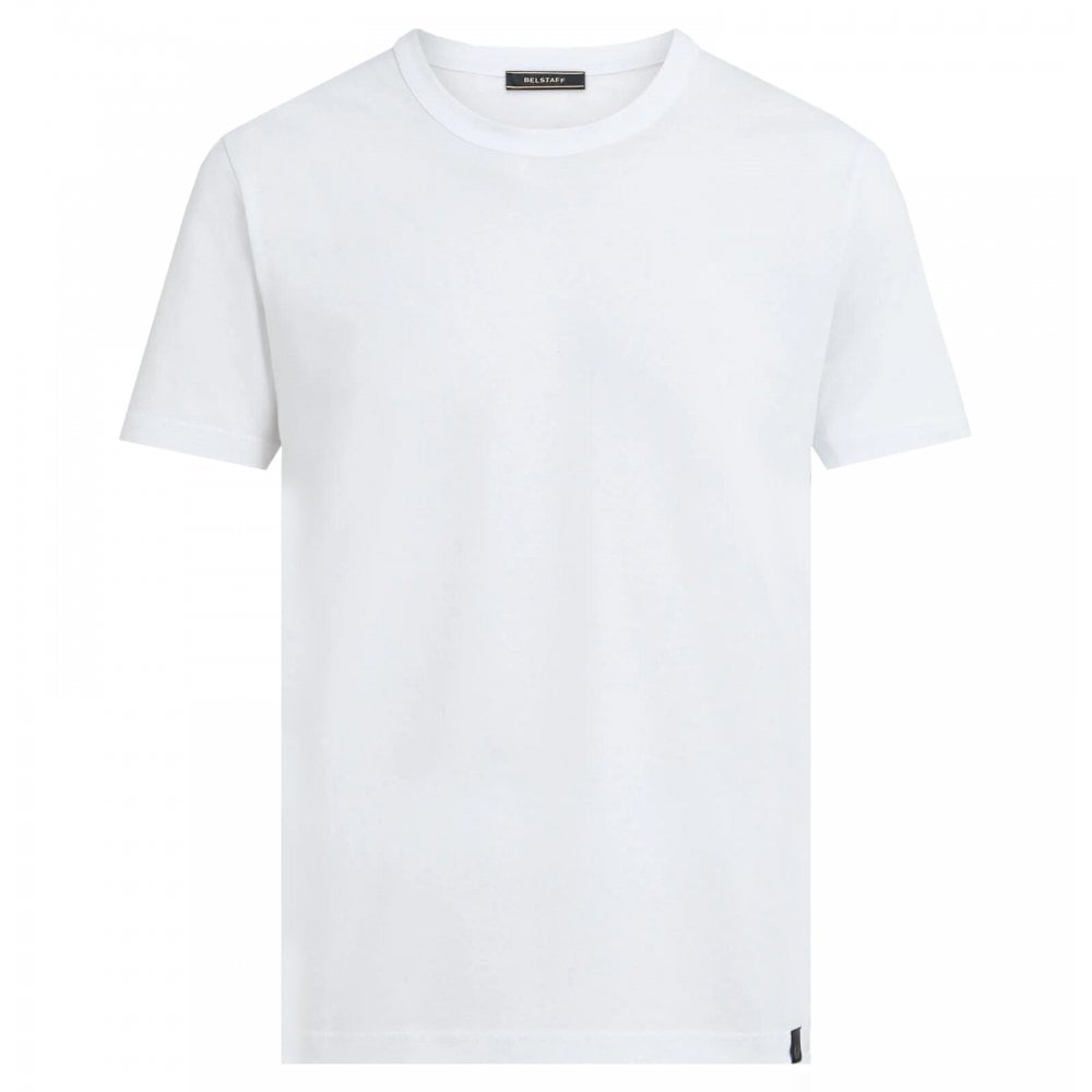 Belstaff Sydenham T-shirt Colour: WHITE, Size: EXTRA EXTRA LARGE