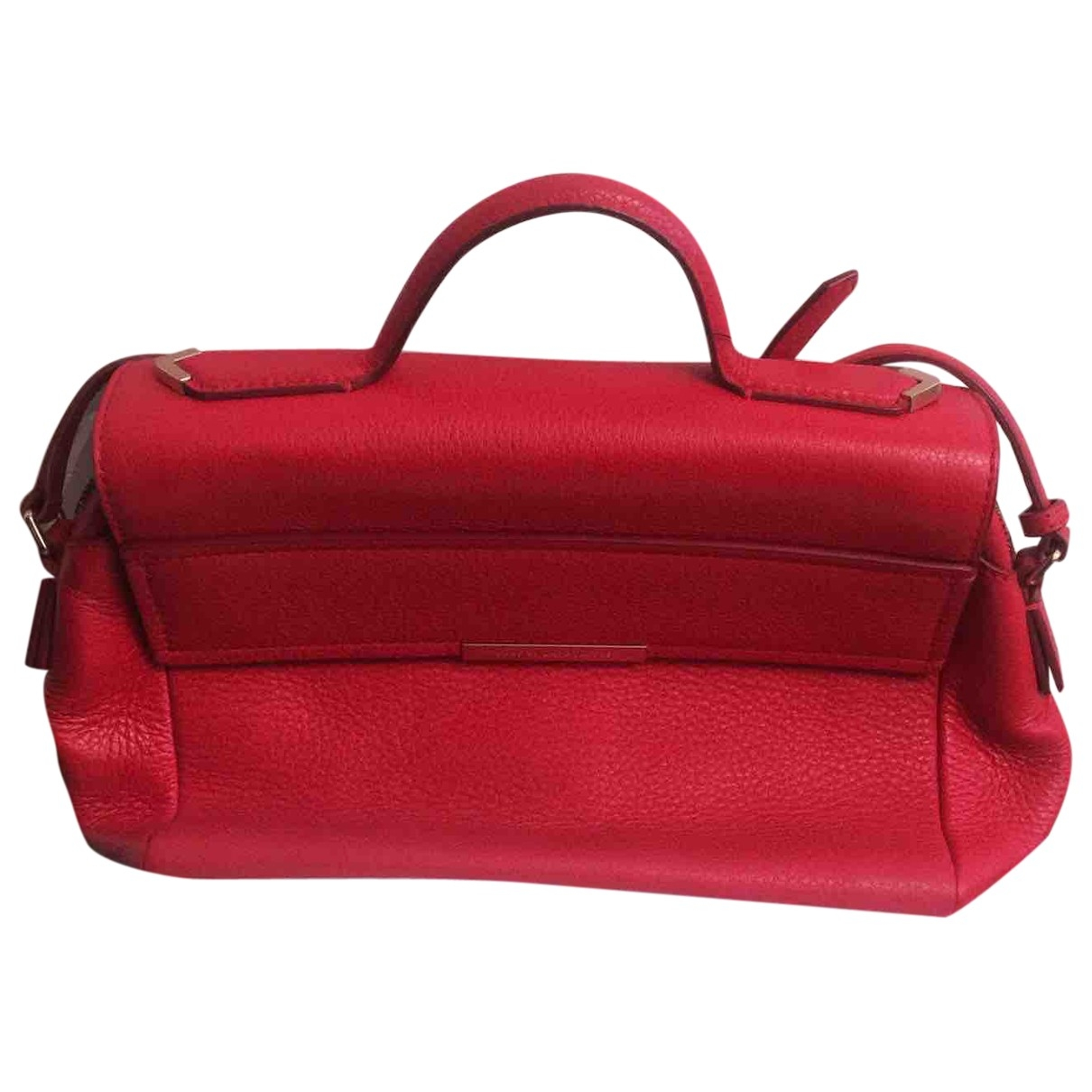 Marc By Marc Jacobs \N Red Leather handbag for Women \N