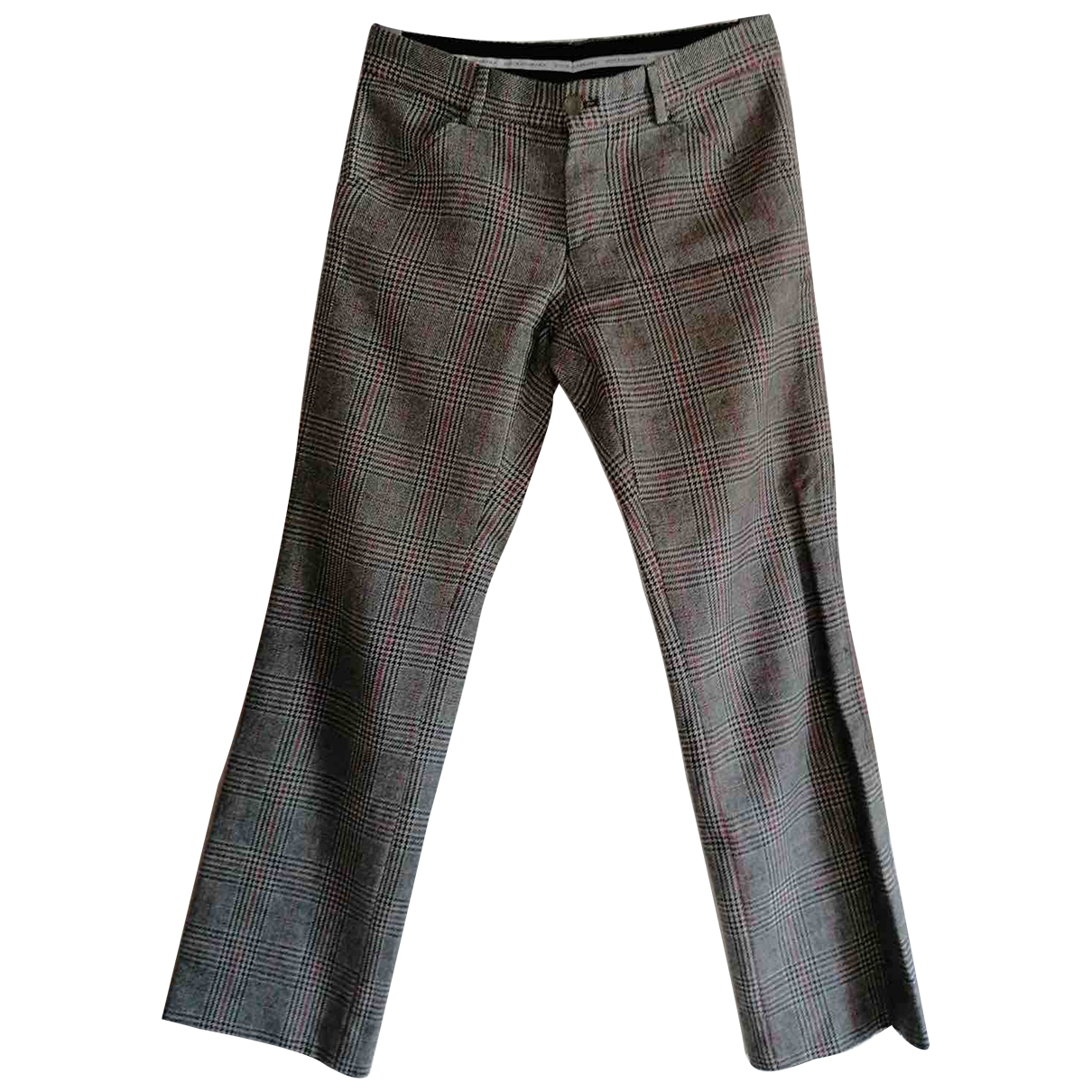 Dolce & Gabbana \N Wool Trousers for Men 44 IT