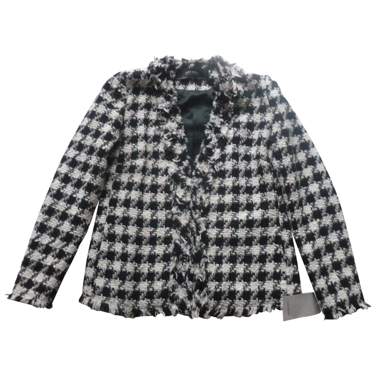 Zara \N Jacke in Wolle