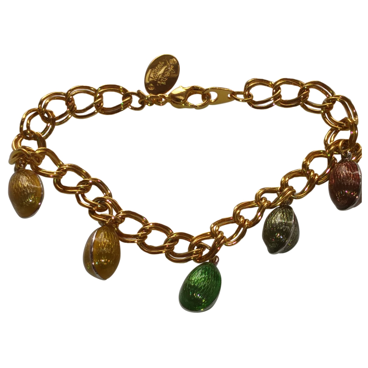 Faberge \N Multicolour Gold plated bracelet for Women \N