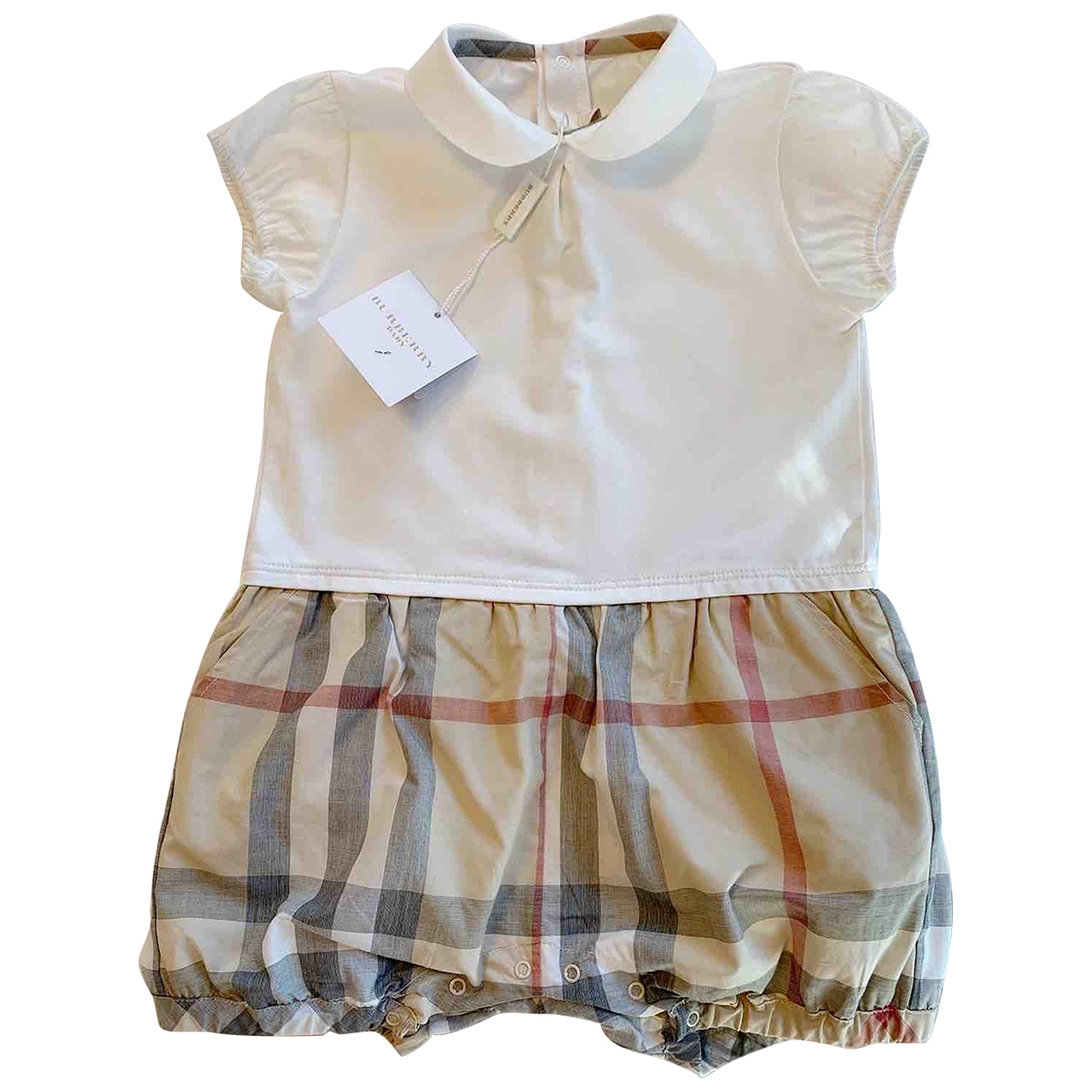 Burberry \N Cotton Outfits for Kids 12 months - until 29 inches UK