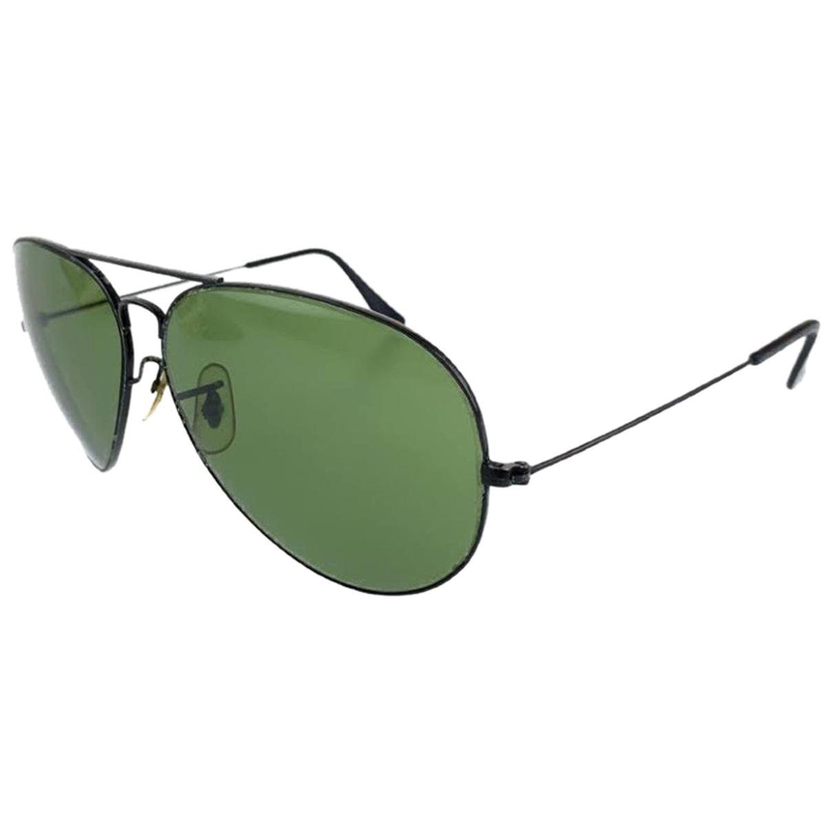 Ray-ban \N Sonnenbrillen in Metall