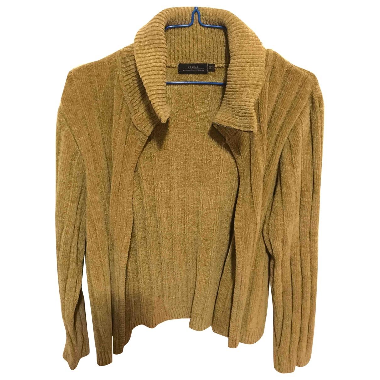 Massimo Dutti \N Beige Knitwear for Women M International