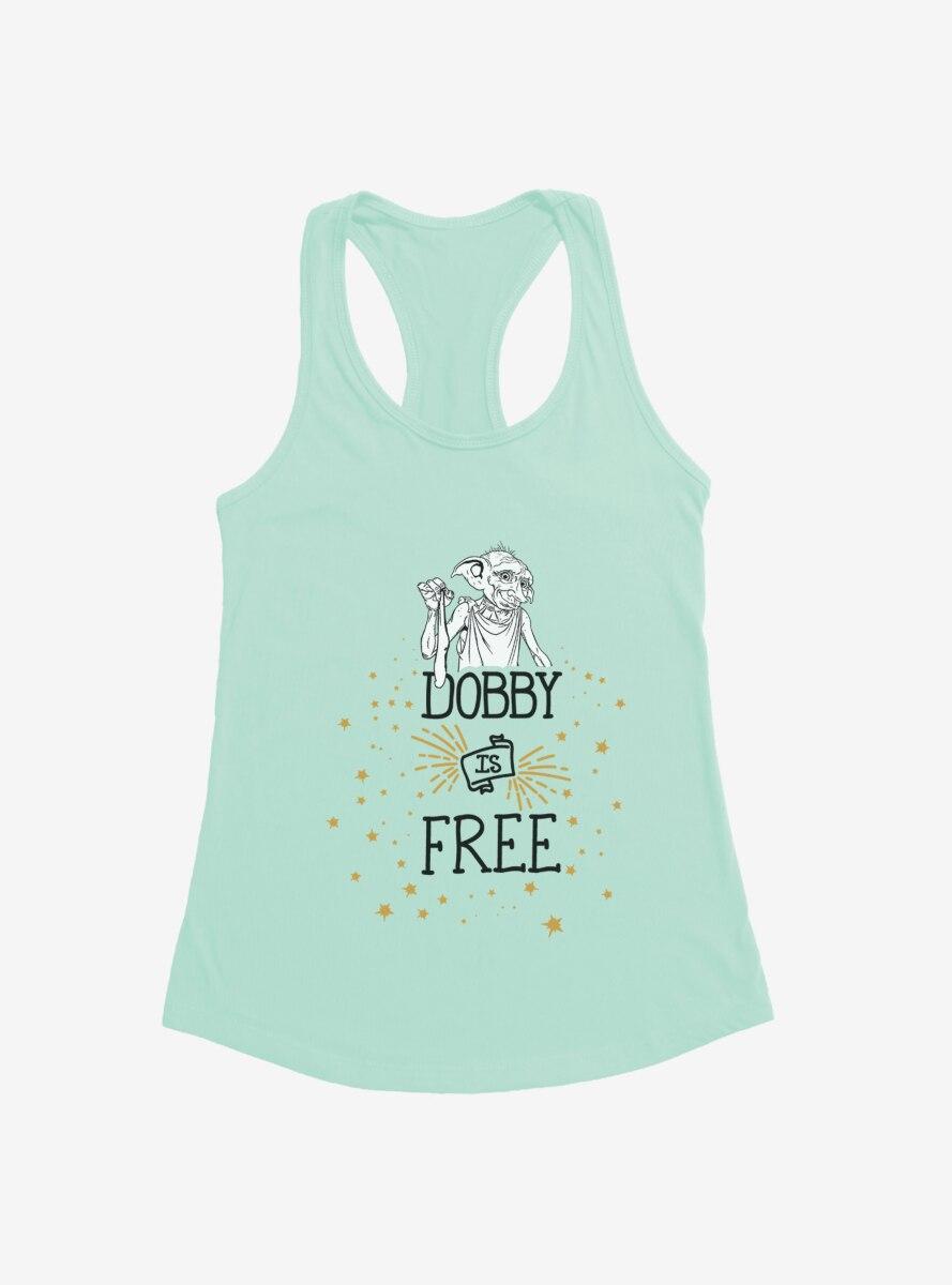 Harry Potter Dobby Is Free Womens Tank