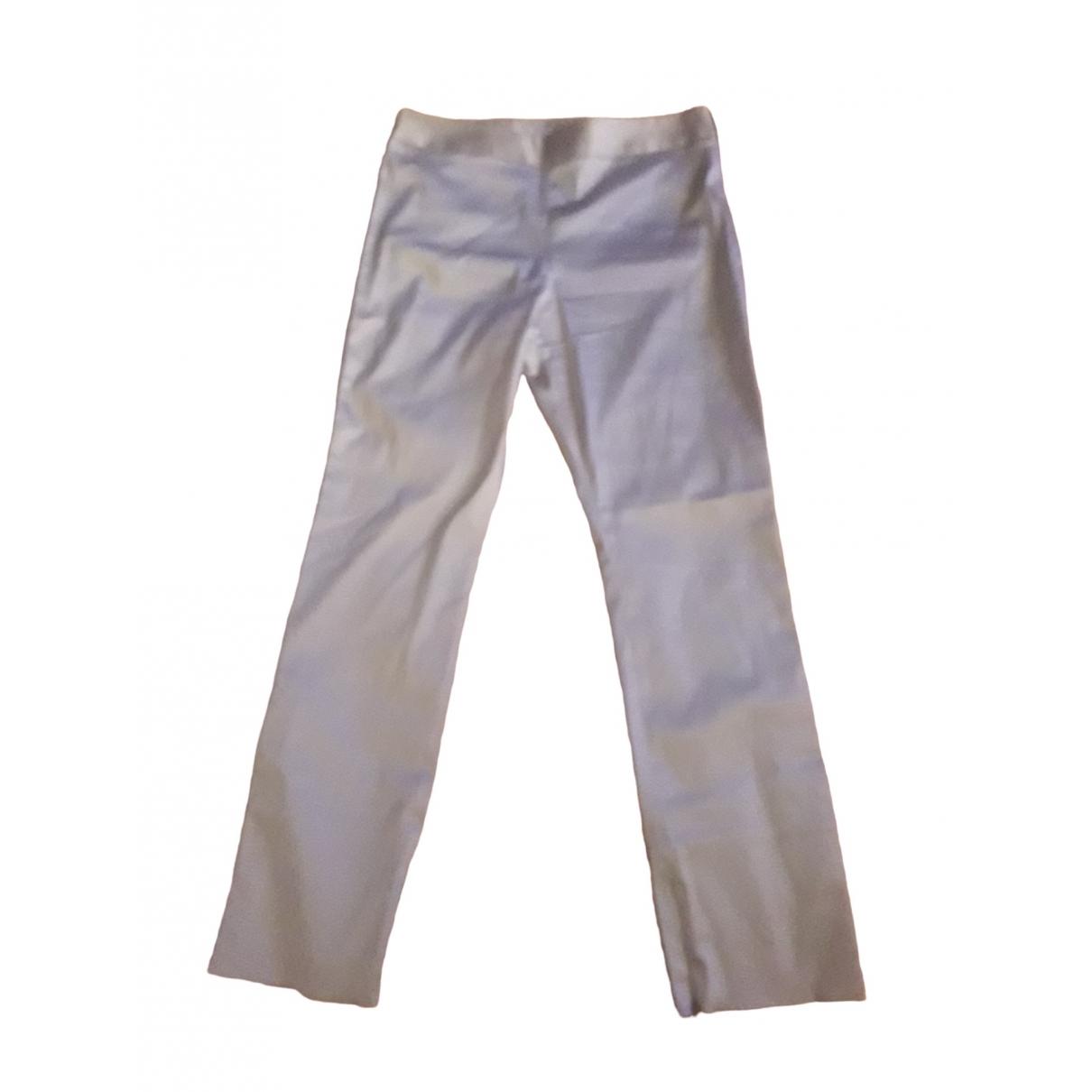 By Malene Birger \N Silver Trousers for Women 38 IT