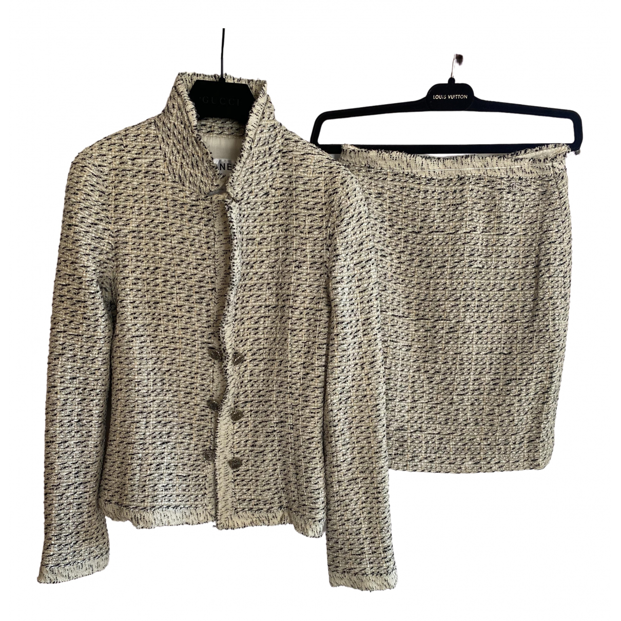 Chanel \N Cotton jacket for Women 36 FR