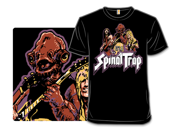 It's A Spinal Trap T Shirt