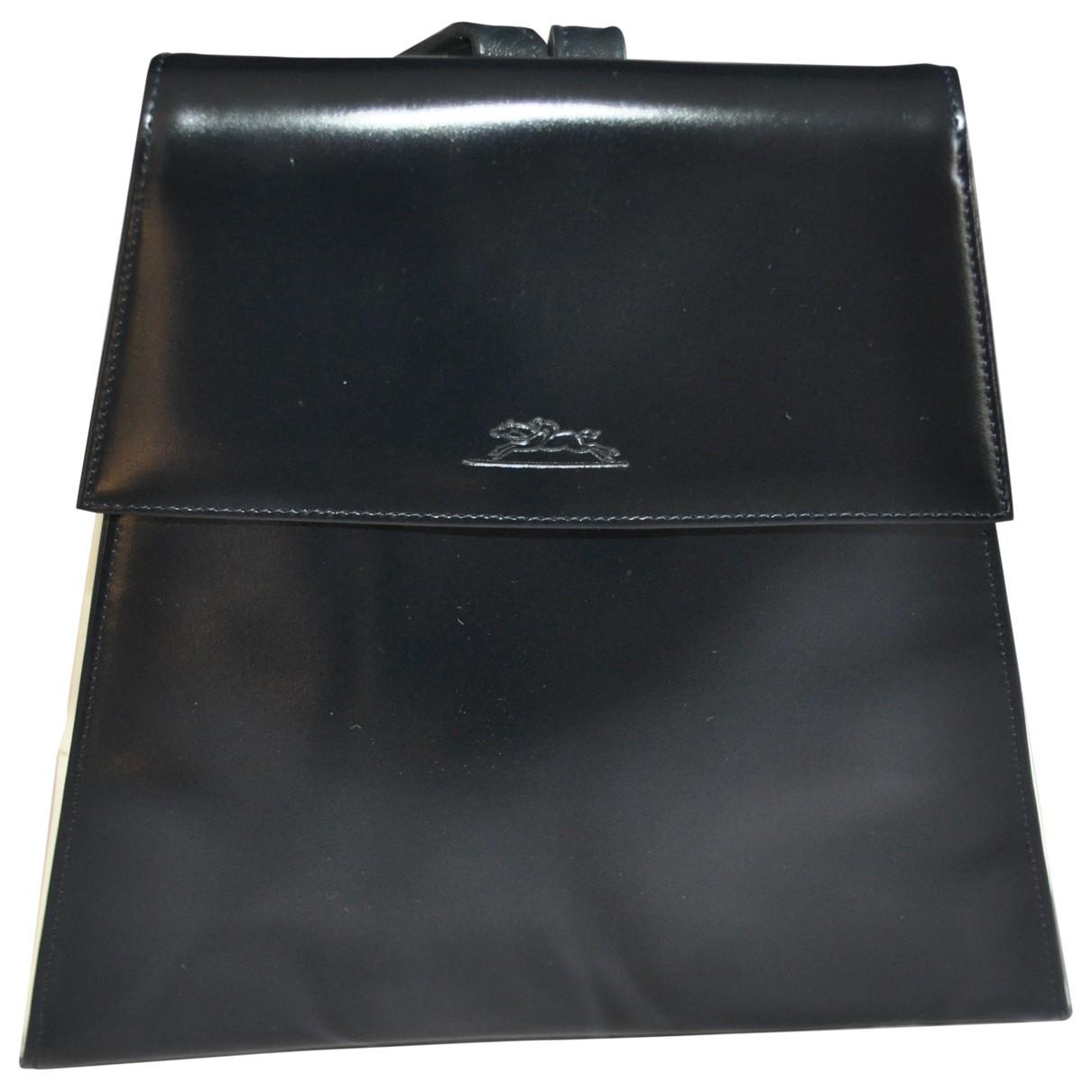 Mochila de Cuero Longchamp