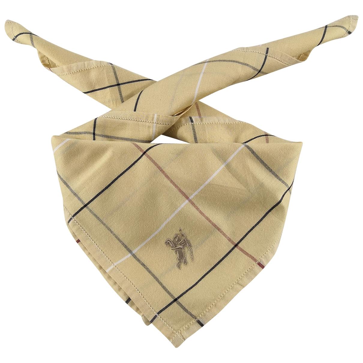 Burberry - Cheches.Echarpes   pour homme en coton
