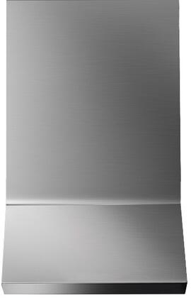 FFRIA24W5FS 22 Fasteel Collection Rialto Top Wall Mount Range Hood with 500 CFM  LED Lighting  No Fingerprint Technology and Removable Filters in