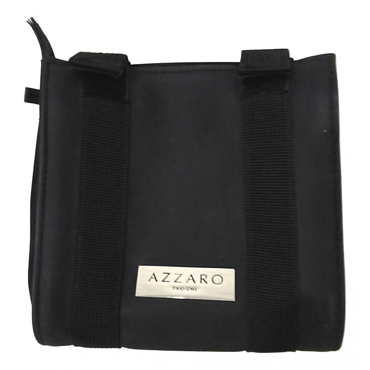 Azzaro - Sac de voyage   pour femme - noir