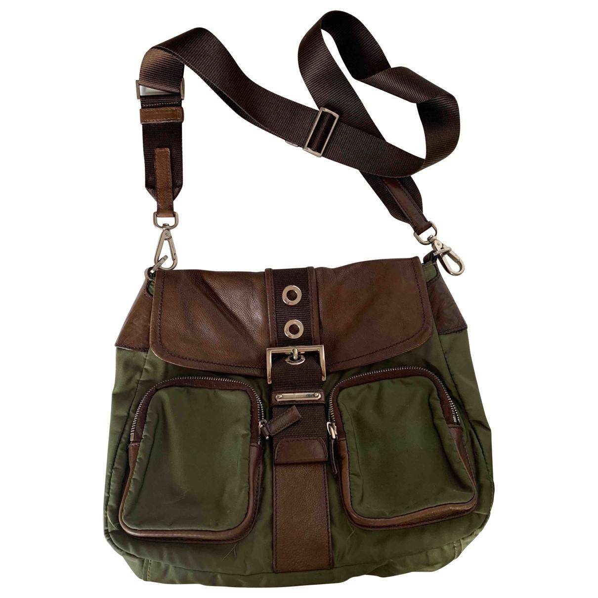 Prada \N Khaki handbag for Women \N