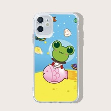 Frog & Fish iPhone Case