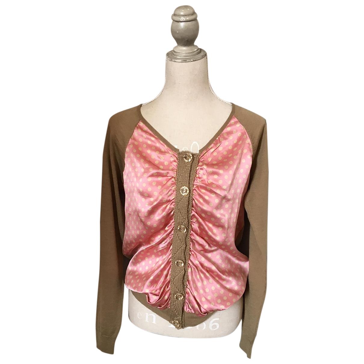 Whistles \N Silk Knitwear for Women 2 0-5
