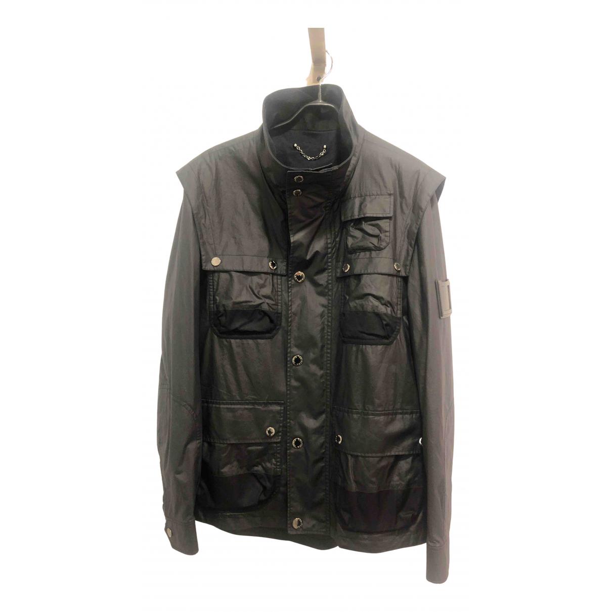 Louis Vuitton \N Jacke in  Schwarz Polyester
