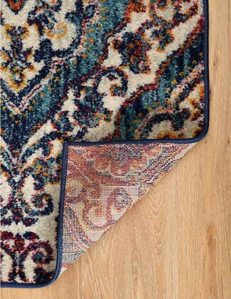 RUGSZ1281 8 x 10 Rectangle Area Rug in