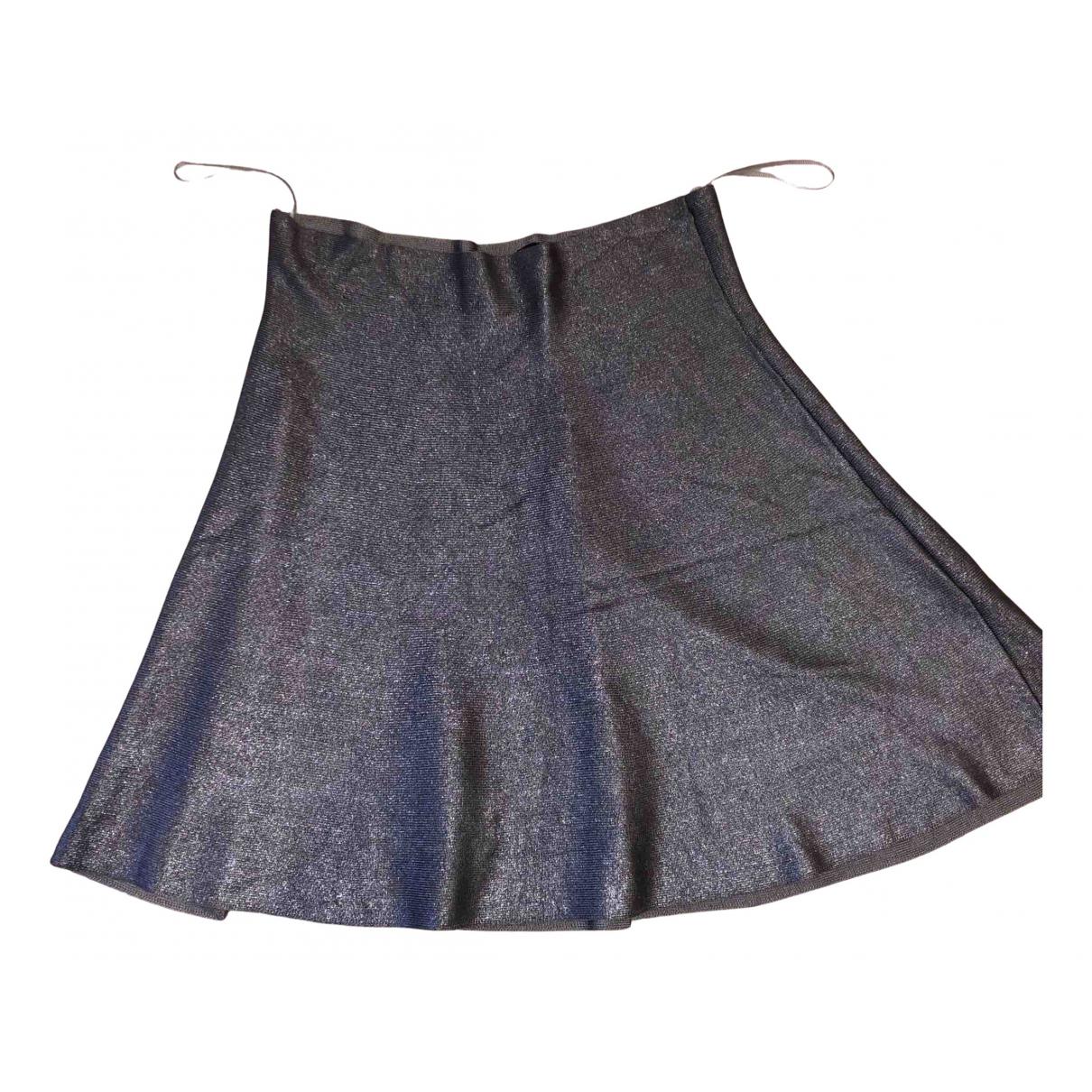 Zara N Silver skirt for Women S International