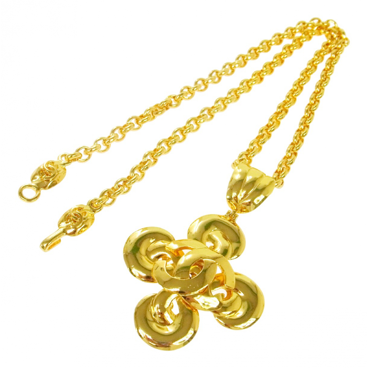 Chanel \N Metal necklace for Women \N