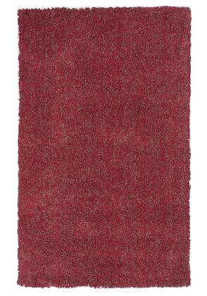 350085 8' x 11' Polyester Red Heather Area