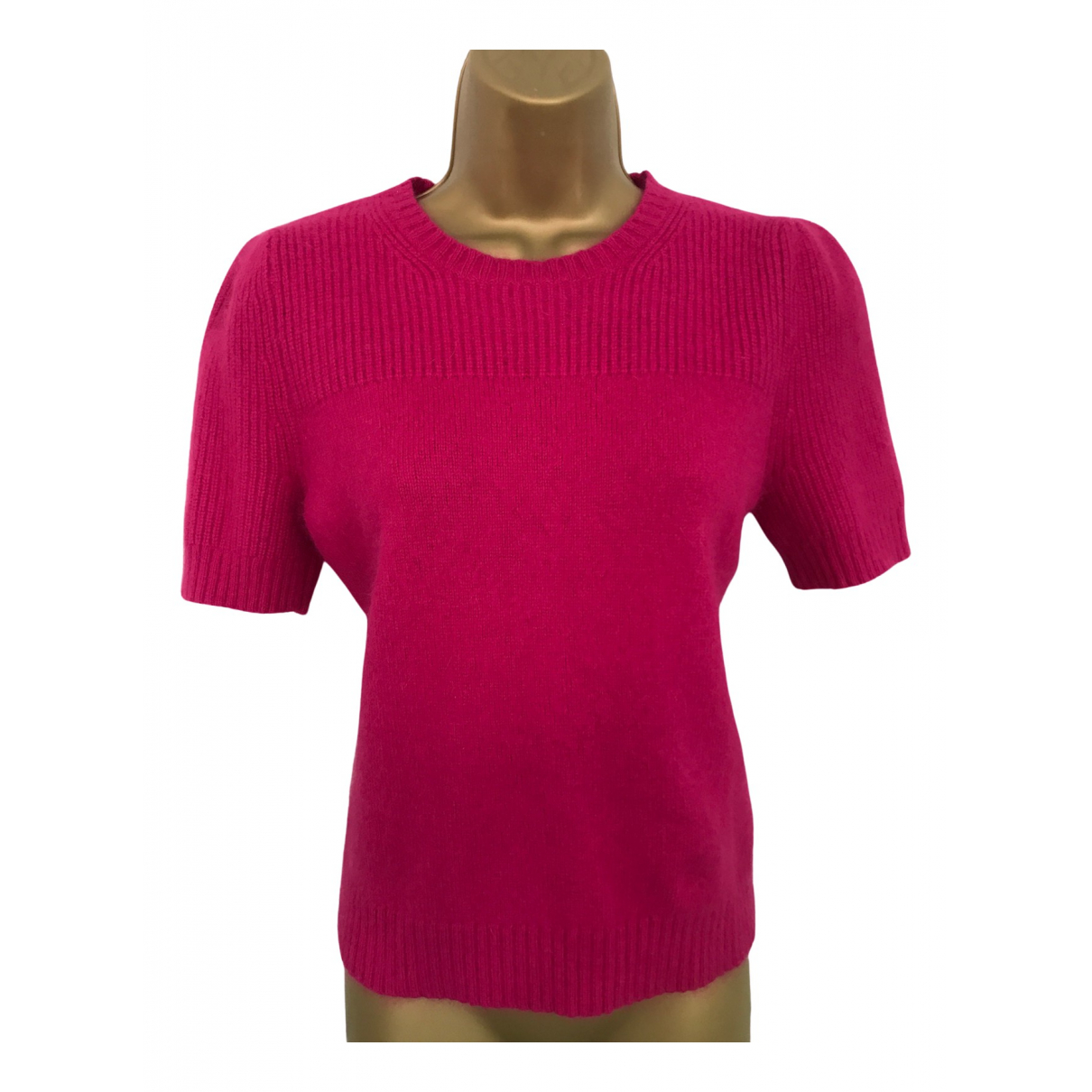 Jonathan Saunders \N Pink Wool Knitwear for Women 14 UK