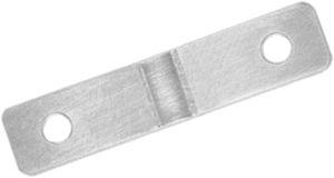Vishay WSBS8518 Series 8518 Screw Termination Metal Strip Panel Mount Resistor, 50μΩ ±5% 36W (100)