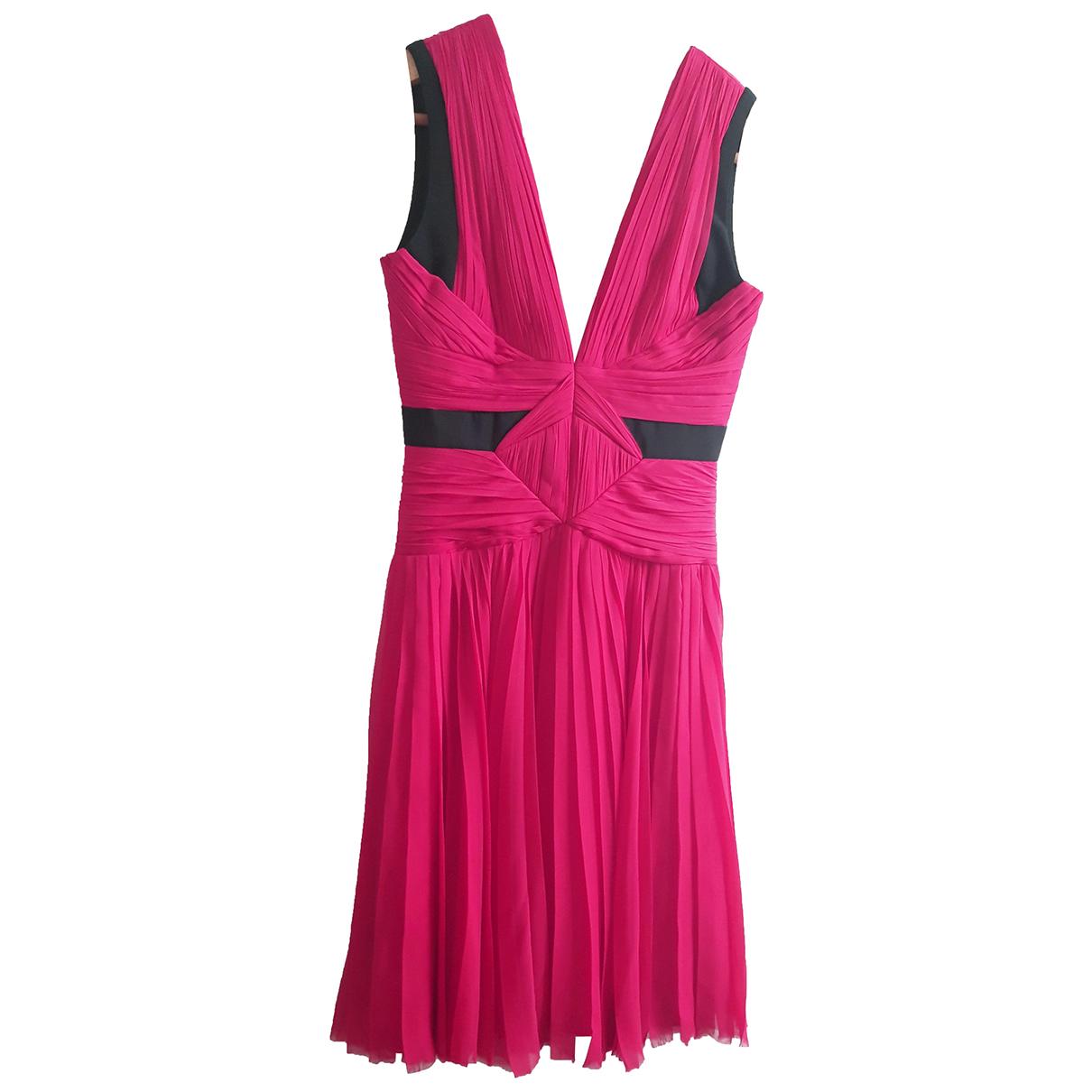 J.mendel \N Kleid in  Rot Seide