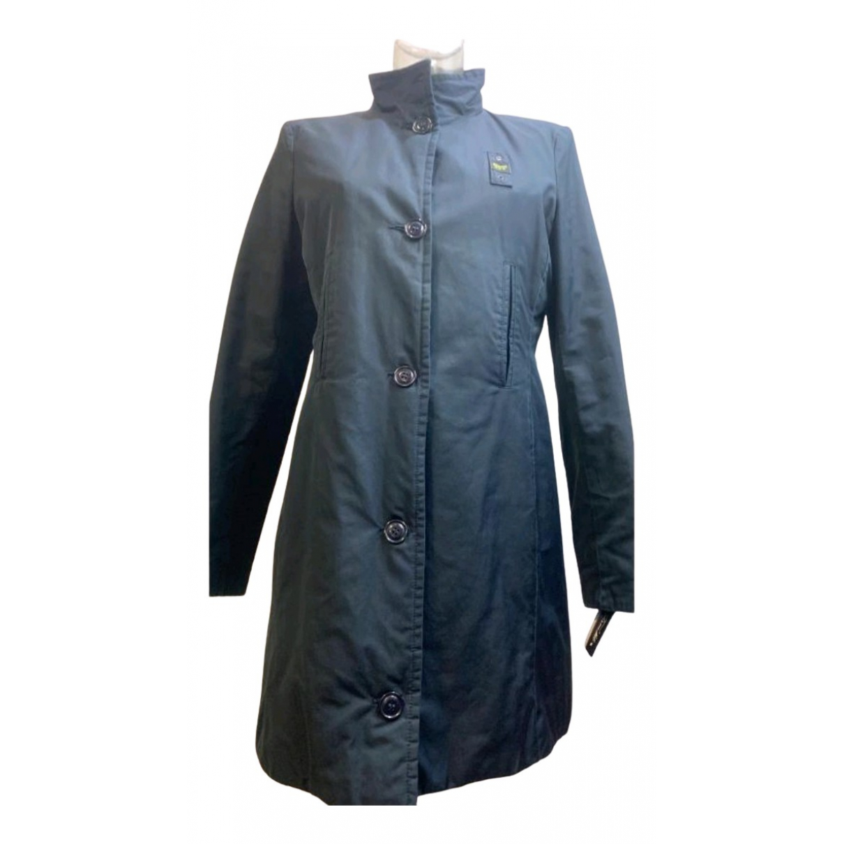 Blauer N Blue Trench coat for Women L International