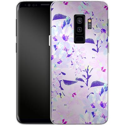 Samsung Galaxy S9 Plus Silikon Handyhuelle - Hyper Garden von Zala Farah