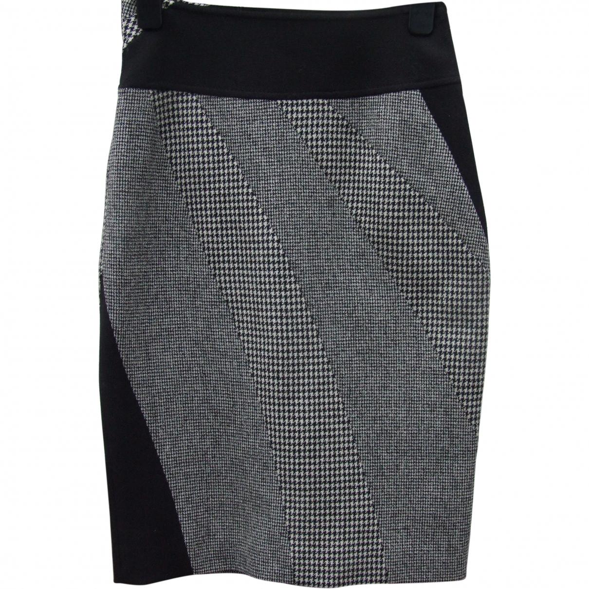 Karen Millen \N Multicolour Wool skirt for Women 6 UK