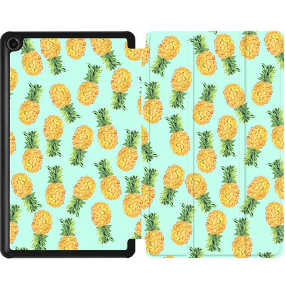 Amazon Fire 7 (2017) Tablet Smart Case - Pineapple von Amy Sia