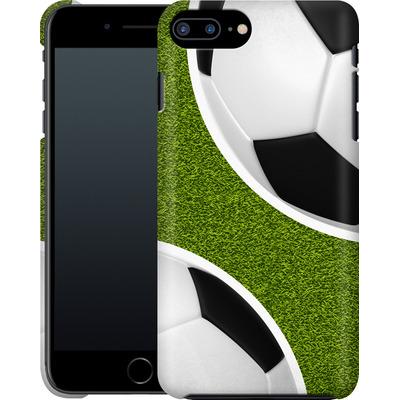 Apple iPhone 7 Plus Smartphone Huelle - Two Footballs von caseable Designs