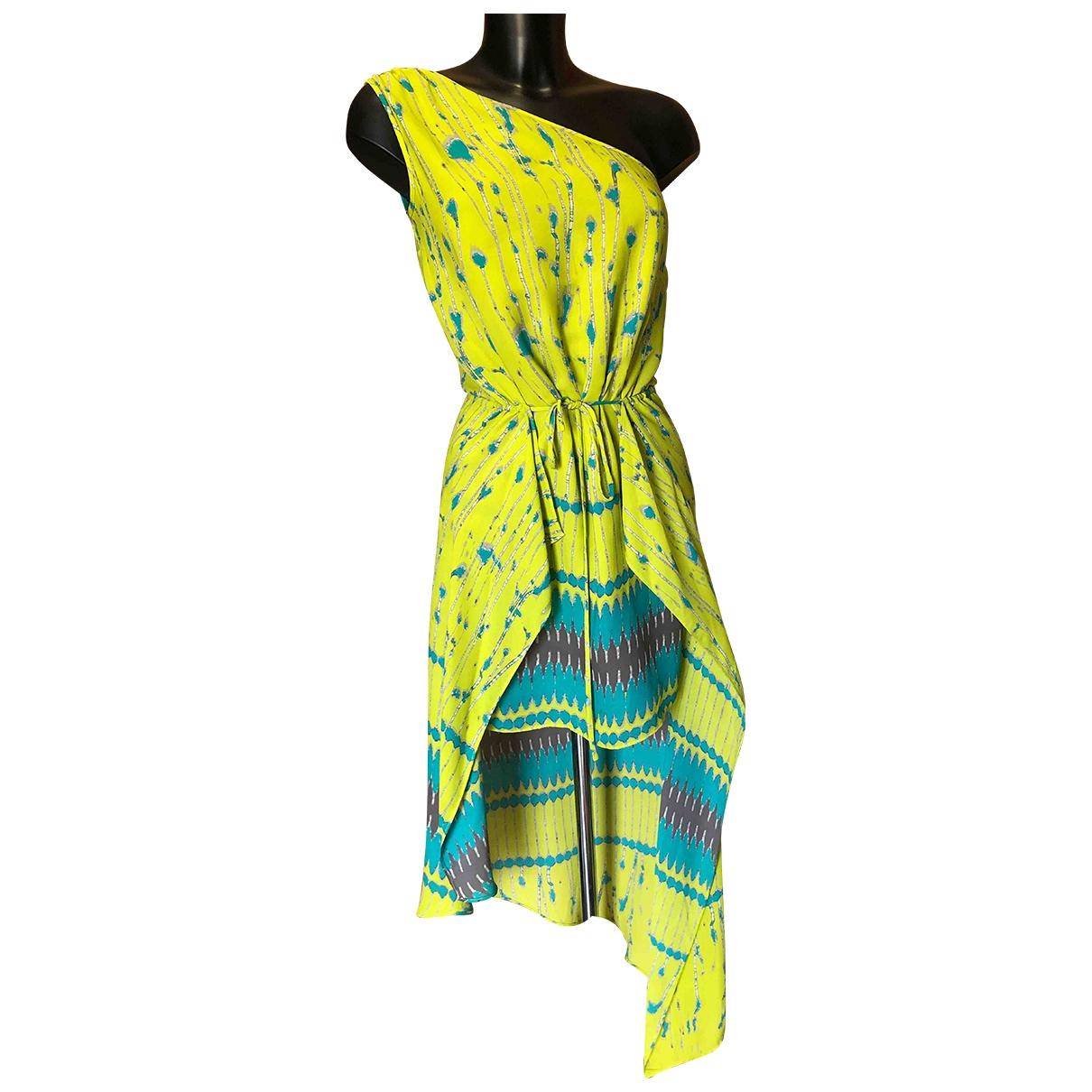 Bcbg Max Azria - Robe   pour femme en soie