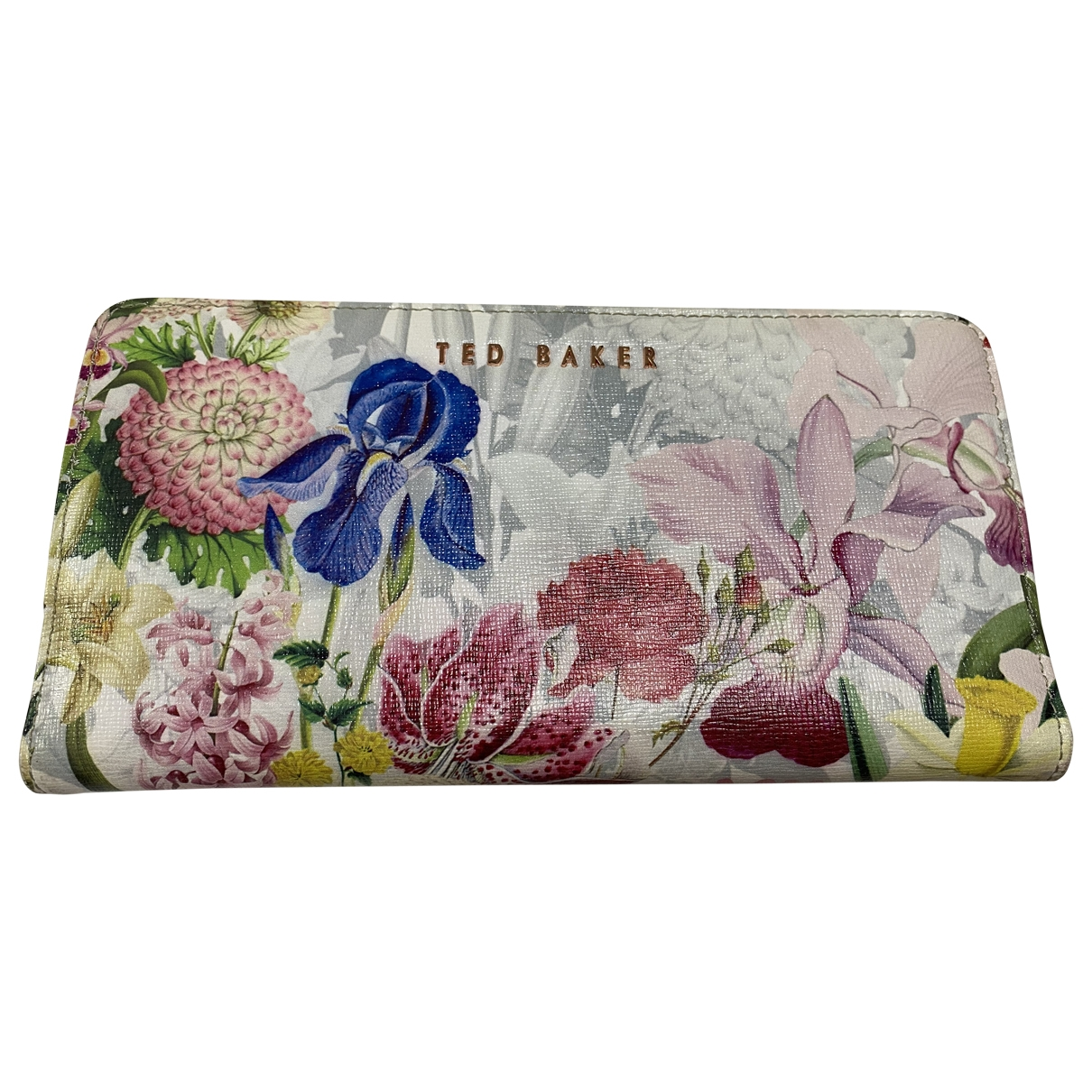 Ted Baker \N Multicolour Leather wallet for Women \N