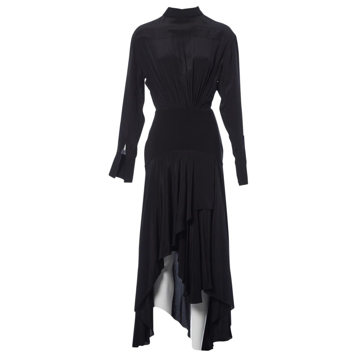 J W Anderson - Robe   pour femme - noir