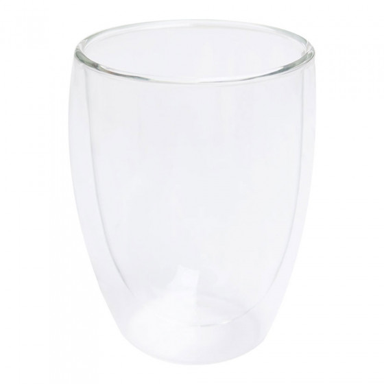Kaffee-Kumpeln Latte Glas, 310 ml