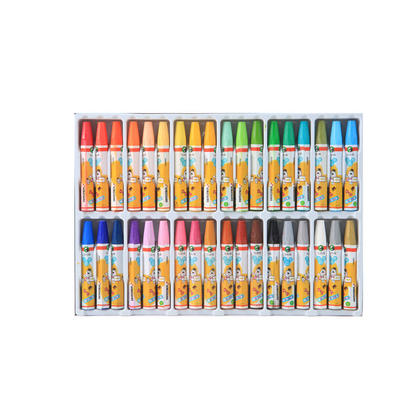 Marie's ensemble pastel a l'huile - 36 couleurs assorties/boite