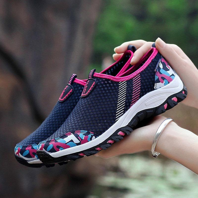 Ericdress Mesh Slip-On Men's Outdoor Sneakers