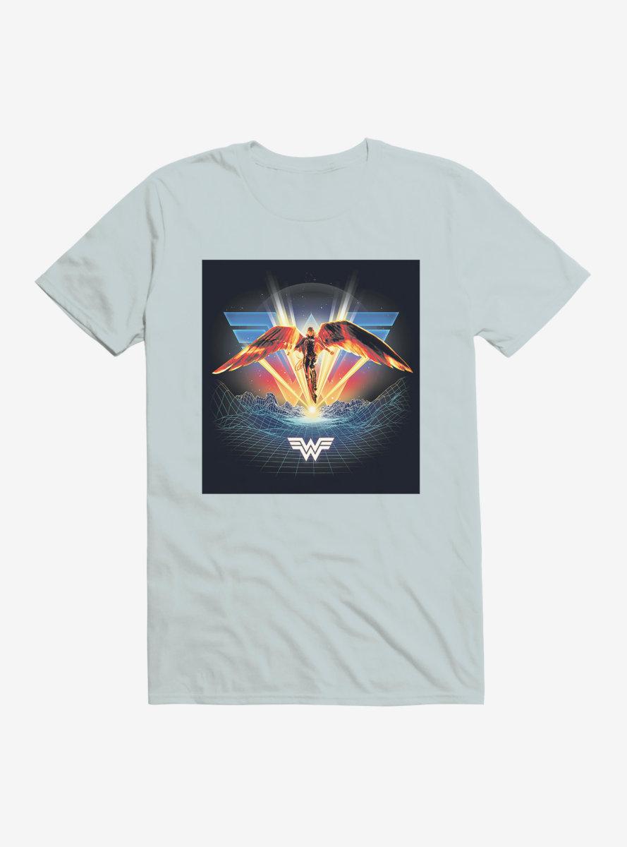 DC Comics Wonder Woman 1984 Through The Clouds T-Shirt